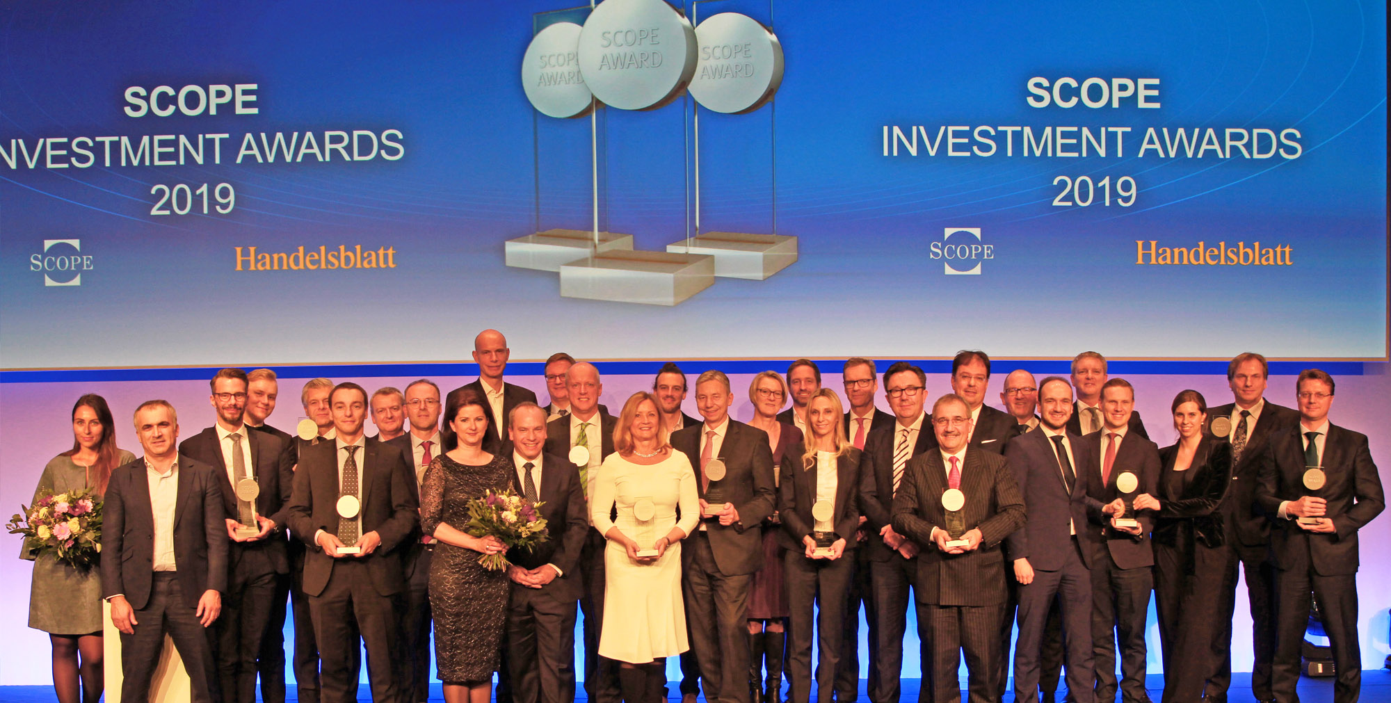 Winners 2019 Scope Alternative Investment Awards